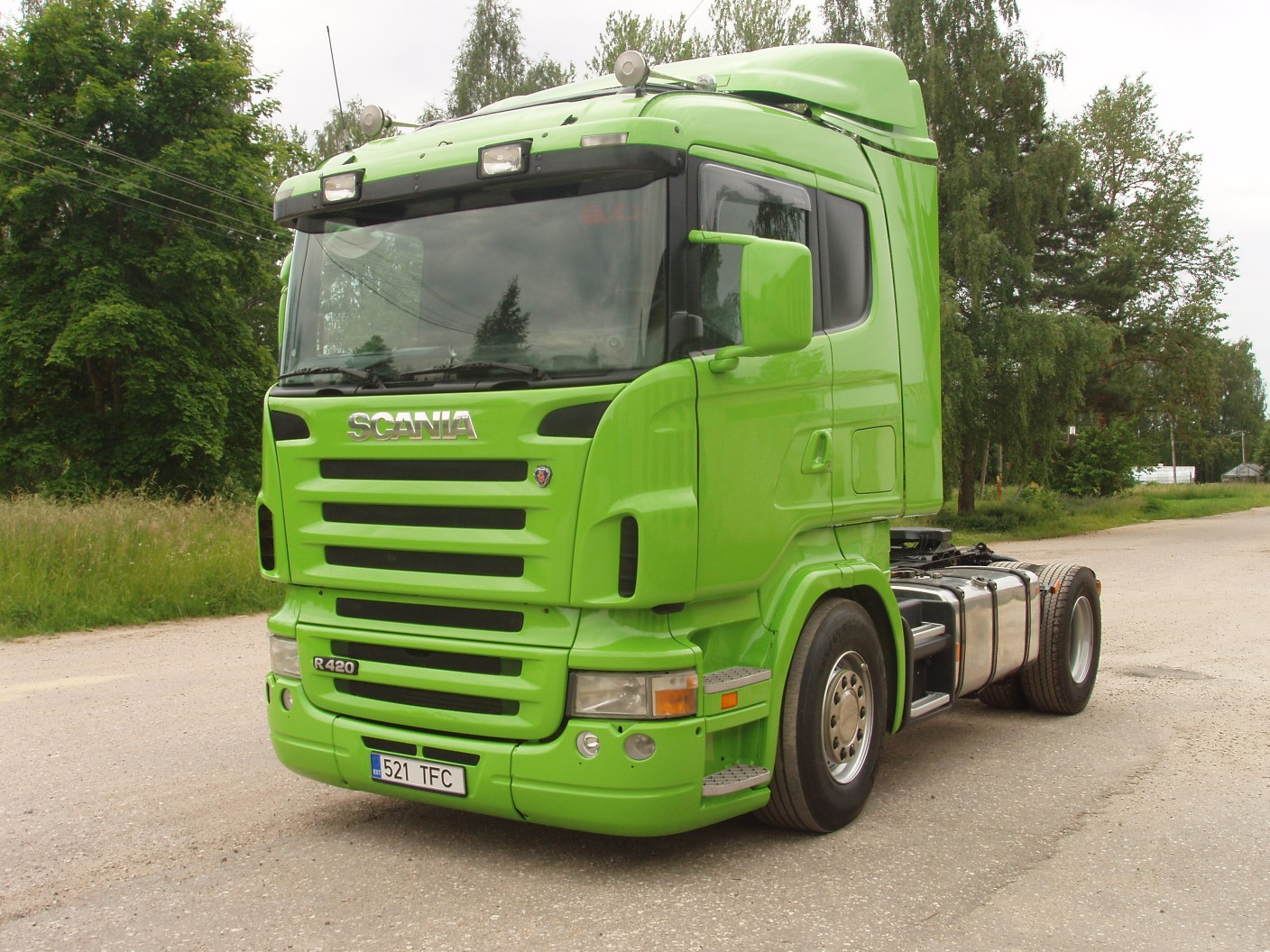 Leafgreen Scania
